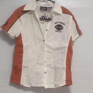 ハーレーダビッドソン(Harley Davidson)のHarley Davidsonシャツ(シャツ/ブラウス(半袖/袖なし))