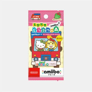 任天堂 - どうぶつの森 amiibo+サンリオキャラクターズコラボ