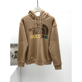 Gucci - 高品質Gucci THE NORTH FACE  パーカー
