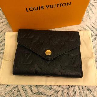 ルイヴィトン(LOUIS VUITTON)の大人気 ルイヴィトン モノグラム・アンプラントヴィクトリーヌ  三つ折り財布(財布)
