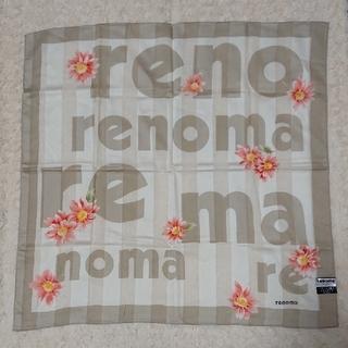 レノマ(RENOMA)の《未使用》renoma 大判ハンカチーフ(ハンカチ)