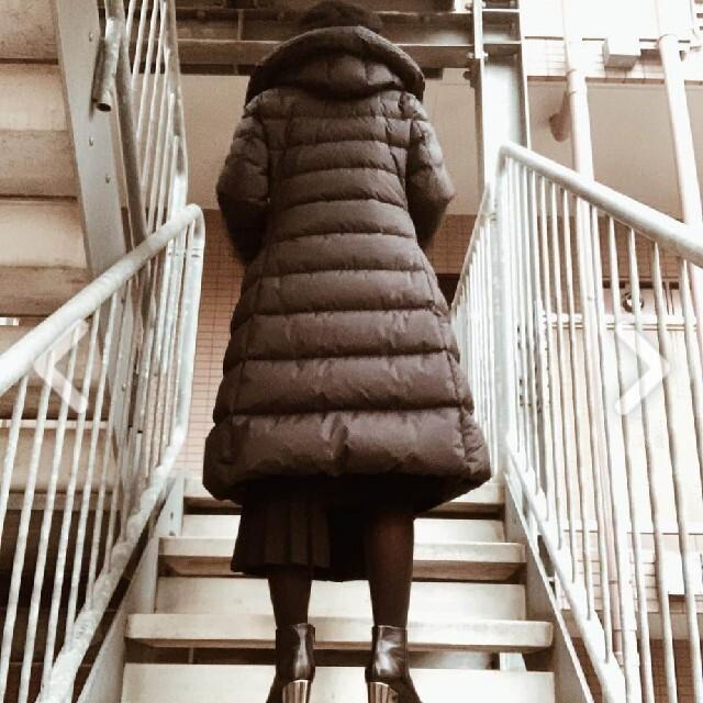 UNIQLO(ユニクロ)の新品✨ユニクロ ジルサンダー ウルトラライトダウンフーデットコートM パープル レディースのジャケット/アウター(ダウンコート)の商品写真