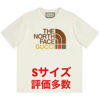 Gucci - GUCCI  THE NORTH FACE  Tシャツ Sサイズ