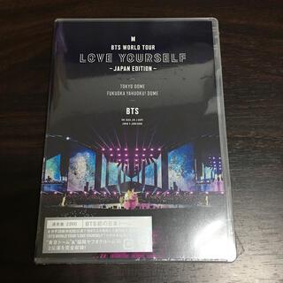 防弾少年団(BTS) - BTS 'LOVE YOURSELF' JAPAN DVD 通常盤