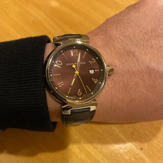 LOUIS VUITTON - ルイヴィトン 腕時計タンブール 美品       早い者勝ち!!