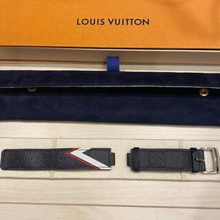 ルイヴィトン(LOUIS VUITTON)のルイヴィトン 時計 ベルト(腕時計(デジタル))