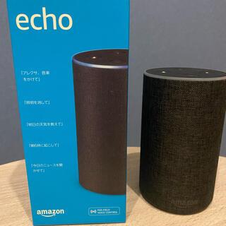 ECHO - amazon echo  第2世代スマートスピーカー