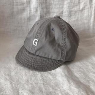 FITH - quoti use fith キャップ 帽子 グレー Mサイズ