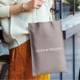 DEAN & DELUCA - ≪付録≫ディーン&デルーカカフェトートバッグ