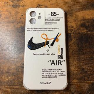 ナイキ(NIKE)のNIKE iPhone 12/12pro専用ケース(iPhoneケース)