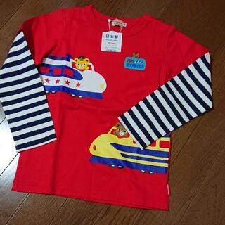 mikihouse - ミキハウス 長袖Tシャツ 120 ロンT MIKI HOUSE ぷっちーくん