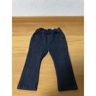 ムジルシリョウヒン(MUJI (無印良品))の無印良品 キッズ ベビー レギンス 80(Tシャツ)