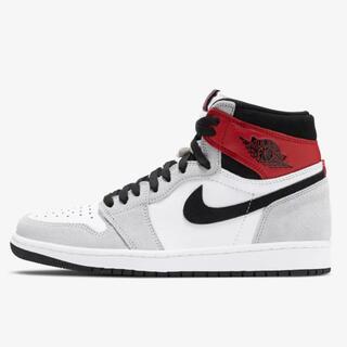 ナイキ(NIKE)の【27.5】US9.5 Nike AIR JORDAN 1 Smoke Gray(スニーカー)