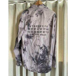 マルタンマルジェラ(Maison Martin Margiela)のARMANI リメイクシャツ(Tシャツ(長袖/七分))