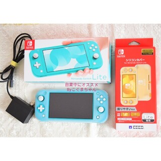 任天堂 - Nintendo Switch NINTENDO SWITCH LITE ターコ