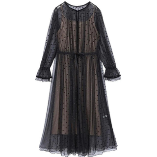 Ameri VINTAGE - AMERI MANY WAY MIX DOT DRESS アメリ