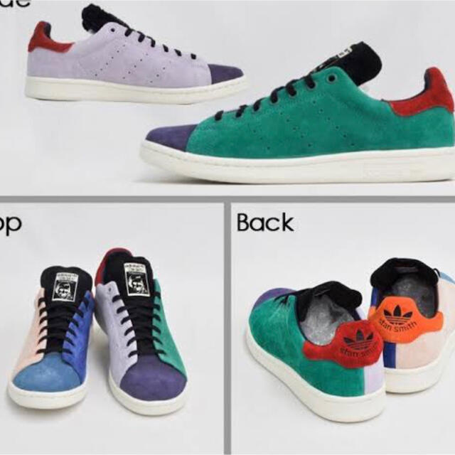 adidas(アディダス)のadidas STAN SMITH RECON  スタンスミス リコン マルチ レディースの靴/シューズ(スニーカー)の商品写真