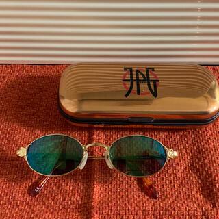 ジャンポールゴルチエ(Jean-Paul GAULTIER)のJean Paul GAULTIER サングラス JPG ヴィンテージ眼鏡(サングラス/メガネ)