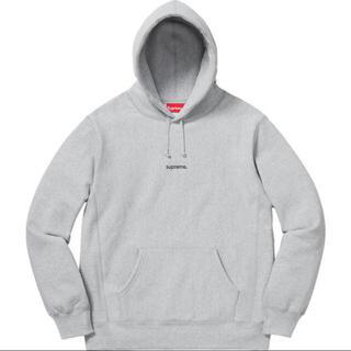 シュプリーム(Supreme)のSupreme Trademark hooded sweatshirt(パーカー)