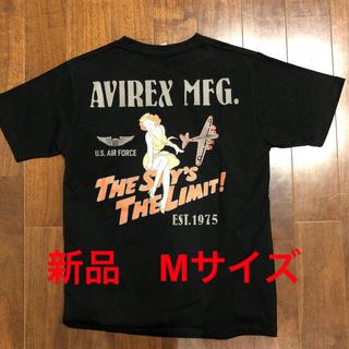 AVIREX - AVIREX ピンナップガールTシャツ 正規品 新品未使用タグ付 最終値下げ