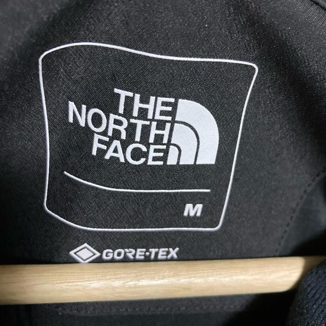 THE NORTH FACE(ザノースフェイス)のノースフェイス マウンテンジャケット ゴアテックス NP61800 ブラック M メンズのジャケット/アウター(マウンテンパーカー)の商品写真