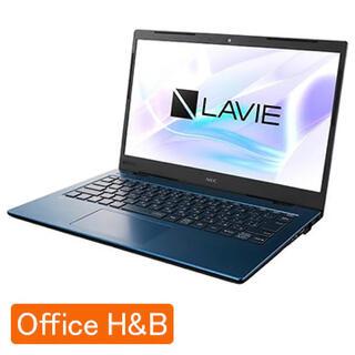 NEC - 新品 NEC オフィス付 LAVIE Smart HM Corei3 ネイビー