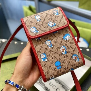 Gucci - Doraemon 携帯バッグ#2