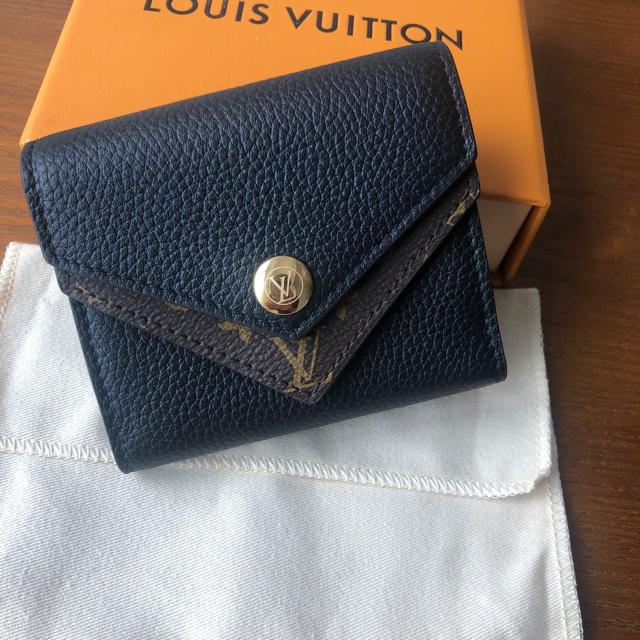 LOUIS VUITTON(ルイヴィトン)の□超美品□ルイヴィトン□ポルトフォイユ.ドゥブルVコンパクト レディースのファッション小物(財布)の商品写真
