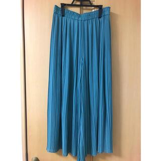 UNIQLO - 【ユニクロ】スカートパンツ Lサイズ