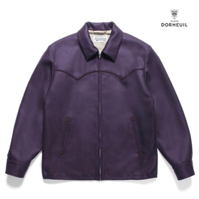 WACKO MARIA(ワコマリア)のWACKO MARIA WESTERN JACKET ワコマリア ジャケット メンズのジャケット/アウター(ブルゾン)の商品写真