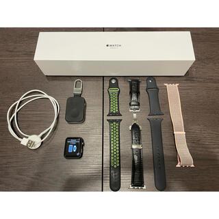 アップルウォッチ(Apple Watch)の【gooddays様専用】Apple Watch Series 3 (腕時計(デジタル))