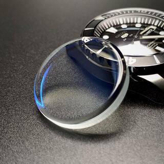 セイコー(SEIKO)のSEIKO SNZF   風防  ブルー ARコーティング 無反射 トップハット(腕時計(アナログ))