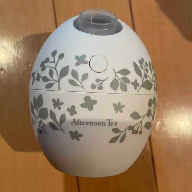AfternoonTea(アフタヌーンティー)の新品未使用 アフタヌーンティー 加湿器 スマホ/家電/カメラの生活家電(加湿器/除湿機)の商品写真