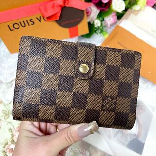 LOUIS VUITTON - 【保証書付】新品同様にちかい✨ルイヴィトン 財布 D3315✨