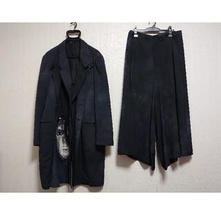 ヨウジヤマモト(Yohji Yamamoto)のヨウジヤマモト 18aw セットアップ size2(セットアップ)