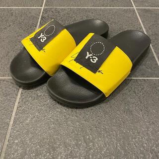 Y-3 - ワイスリー Y-3 ヨウジヤマモト adidas Adilette