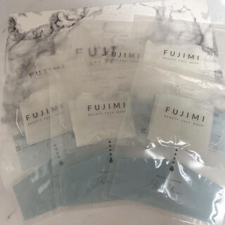 FUJIMI パック6枚(パック/フェイスマスク)