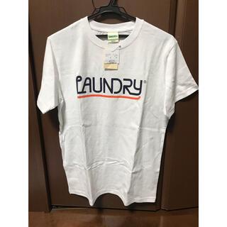 LAUNDRY - LAUNDRY Tシャツ(新品未使用品)