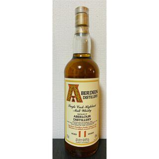 アベラワー 11年 1989-2000 オールドボトル(ウイスキー)