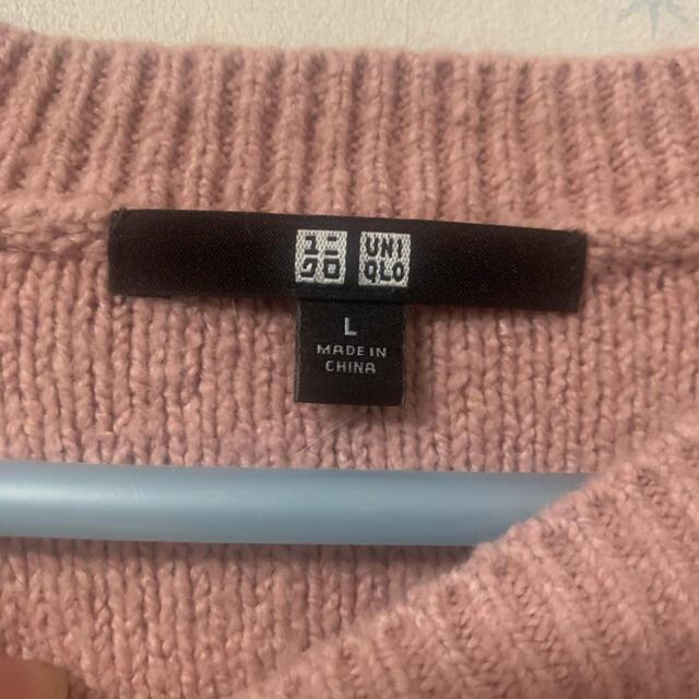 UNIQLO(ユニクロ)のユニクロ ニット セーター レディースのトップス(ニット/セーター)の商品写真