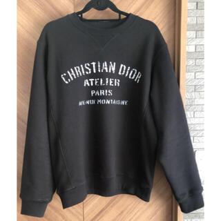 Dior - ❤️週末限定値下げ❤️【DIOR】オーバサイズ スウェットシャツ