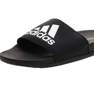 adidas - adidas サンダル 黒 サイズ 26.5 新品未使用
