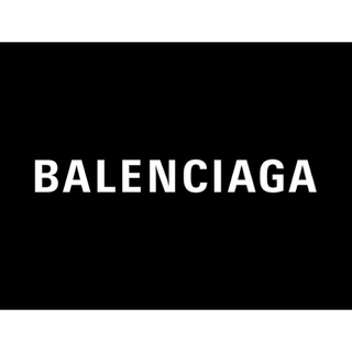 Balenciaga - 極美 BALENCIAGA バレンシアガ サンマルコチェーン ループ ネックレス