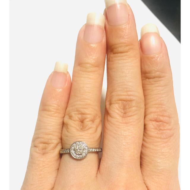 💓お買い得💓フェスタリア 星の王子さま ダイヤモンド リング💓 レディースのアクセサリー(リング(指輪))の商品写真