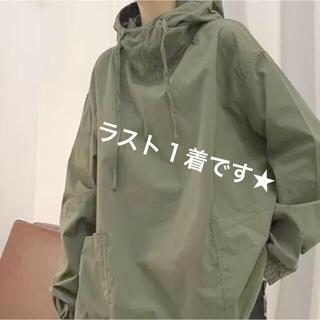新品 / 春物 フーディー アノラックパーカー風 トップス ポケット付