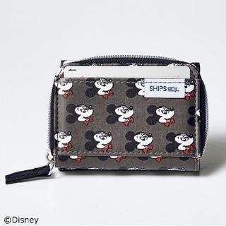 SHIPS - ミニ 3月号付録 ミッキーマウスデザイン オトナの優秀ミニ財布
