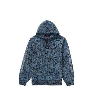 シュプリーム(Supreme)のSupreme Marble Hooded Sweatshirt(パーカー)
