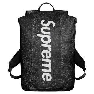 Supreme - Supreme Reflective Speckled Backpackブラック