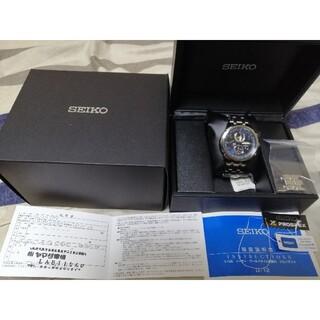 セイコー(SEIKO)のセイコー SEIKO PROSPEX ソーラー ワールドタイム クロノグラフ(腕時計(アナログ))