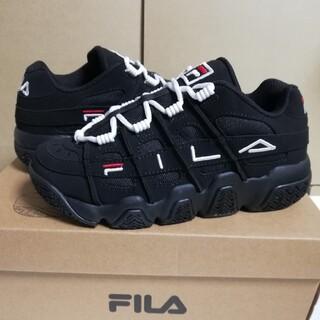 フィラ(FILA)の23.5cm FILA バリケード97 ブラック 新品未使用レディース(スニーカー)